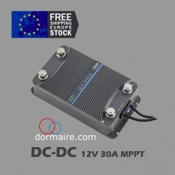 battery to battery charger 12V 30A MPPT NEMO DDX1230
