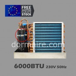 aire acondicionado marino 6000btu