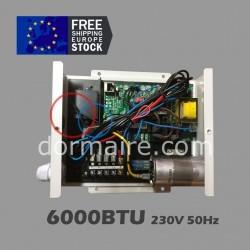 marine air conditioner 6000btu electric box