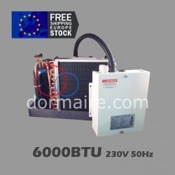marine air conditioning system 6000btu
