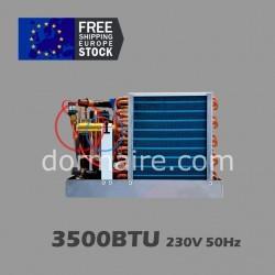 boat air conditioner 3500btu