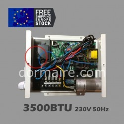 marine air conditioner 3500btu electric box