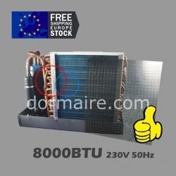 aire acondicionado para barcos 8000btu