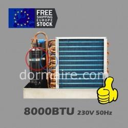 boat air conditioner 8000btu