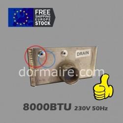 marine air conditioner 8000btu drain
