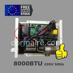 marine air conditioner 8000btu electric box