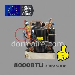 climatización barco 8000btu