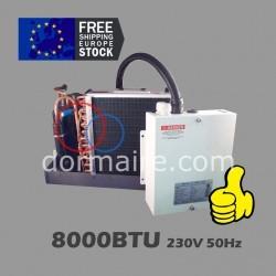 marine air conditioning system 8000btu
