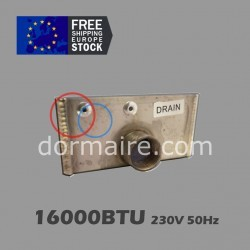 marine air conditioner 16000btu drain