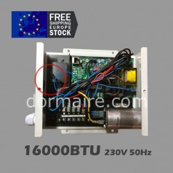 marine air conditioner 16000btu electric box