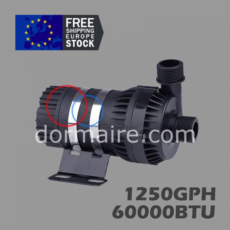 water pump marine air conditioner 1250GPH 60000BTU