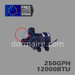water pump marine air conditioning 250GPH 12000BTU