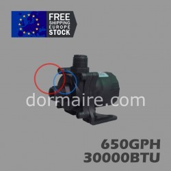water pump marine air conditioning 650GPH 30000BTU