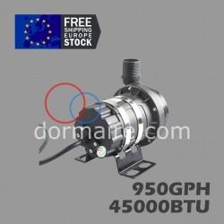 water pump marine aircon 950GPH 45000BTU