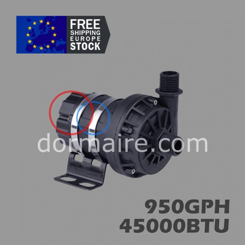 water pump marine air conditioner 950GPH 45000BTU