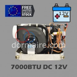 marine air conditioner 12v 7000 BTU