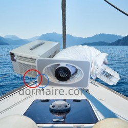 aire acondicionado barco boat air conditioner