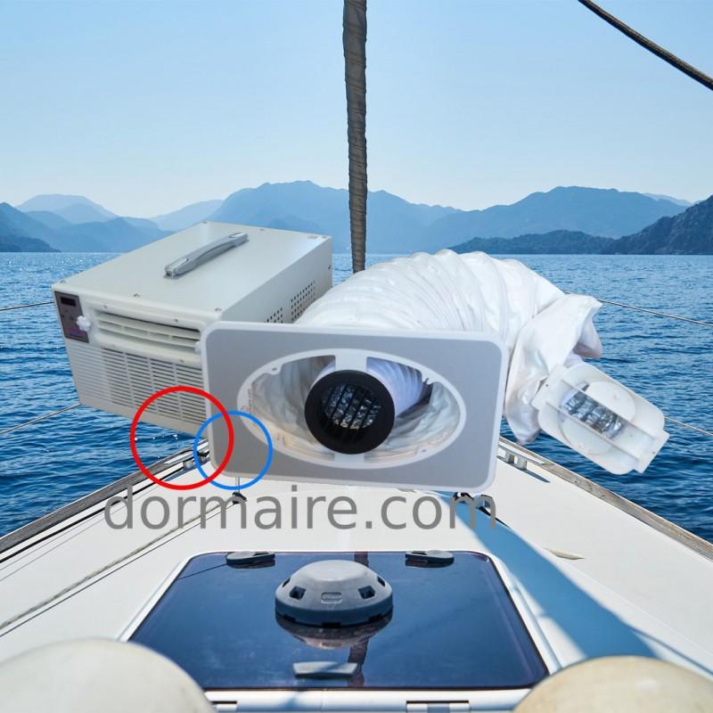 aire acondicionado barco