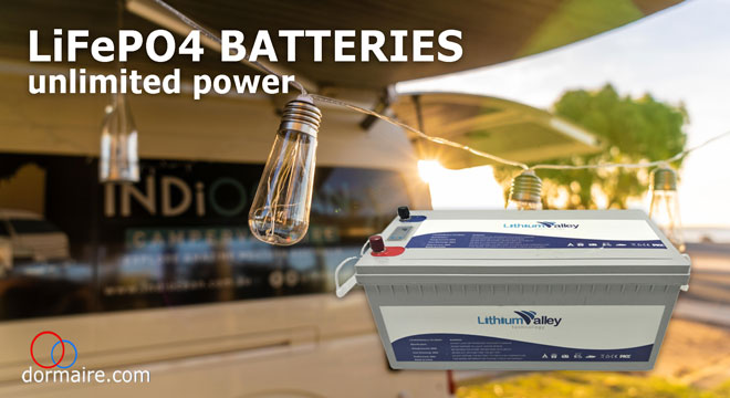 lifepo4 batteries
