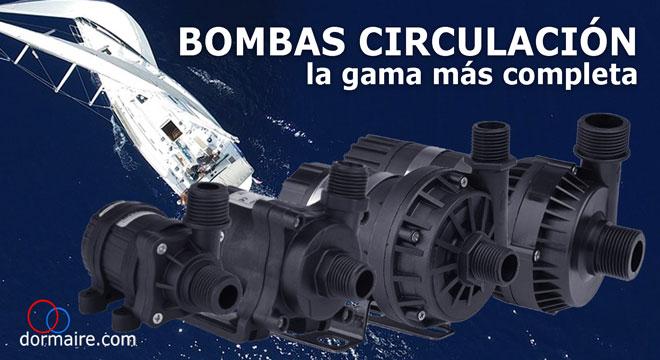 bombas de agua para aire acondicionado marino