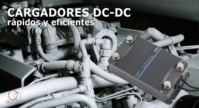 cargadores de batería a batería DC-DC
