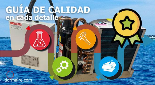 guia de calidad para aires acondicionados marinos