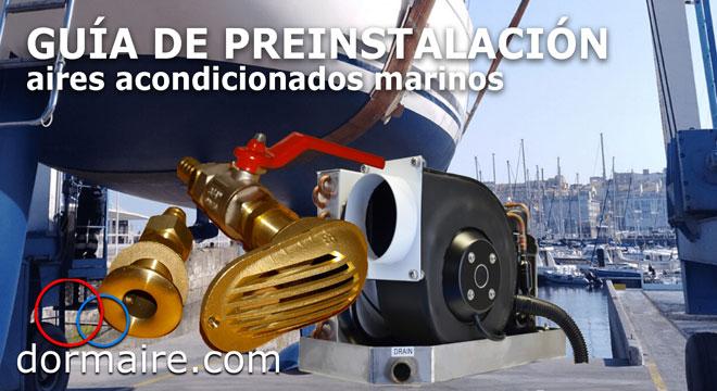 guia de preinstalacion de aire acondicionado marino