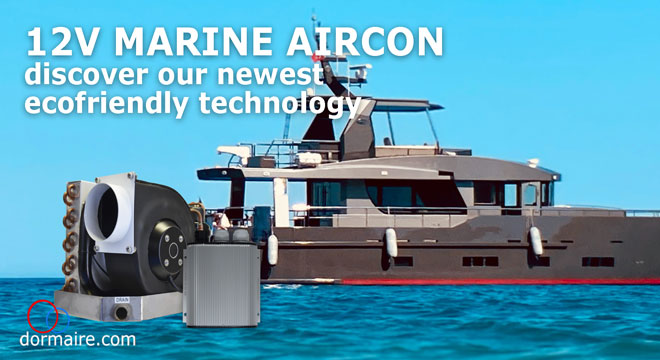 12v marine air conditioners
